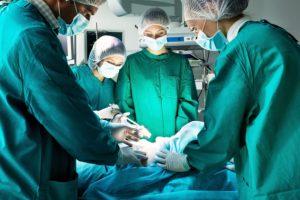 рак печени - операция