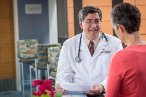 врач лимфоузлов