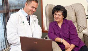пациент и доктор рак почки