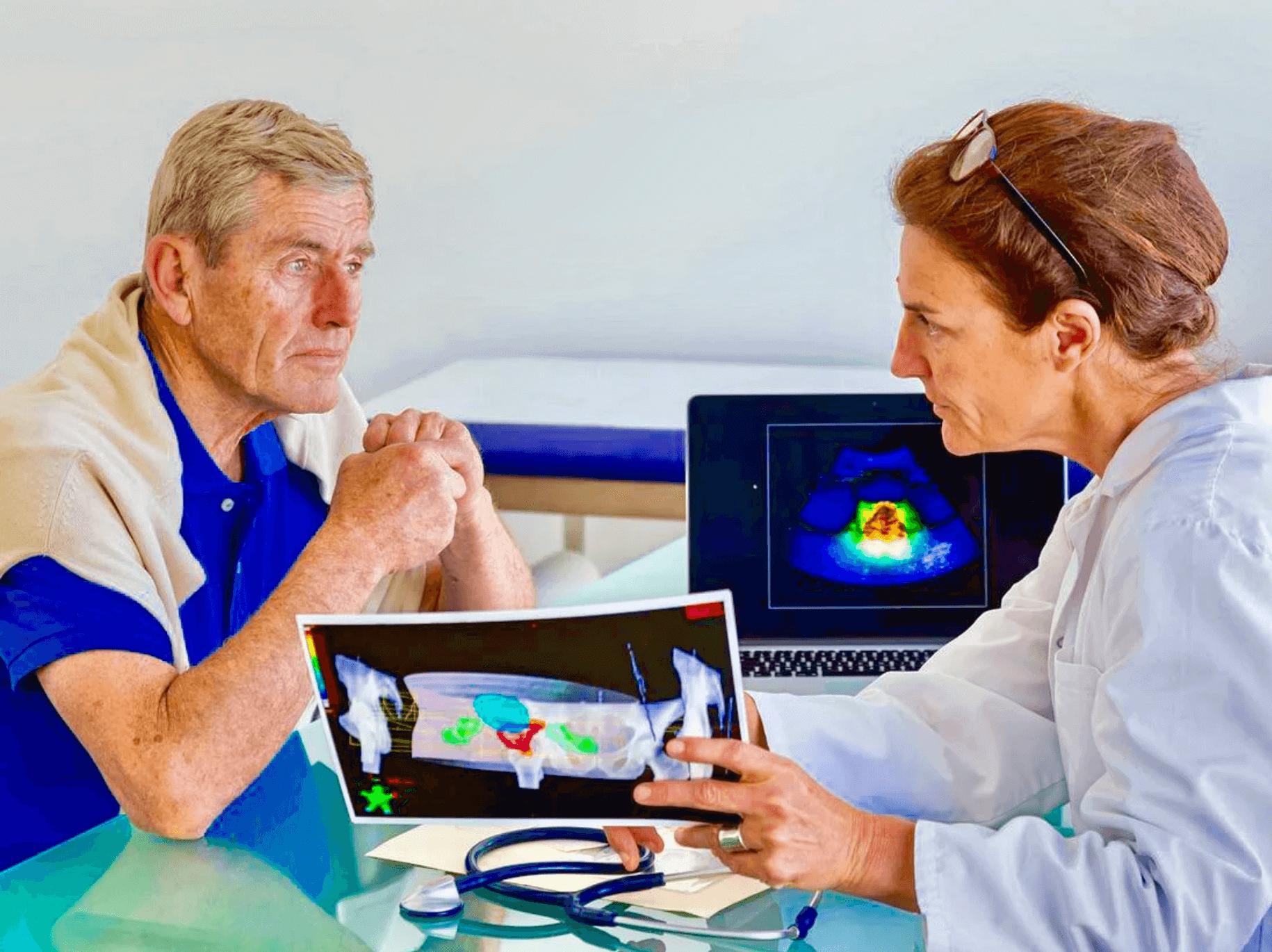 метастазы при раке простаты