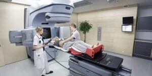 лучевая терапия при раке легких