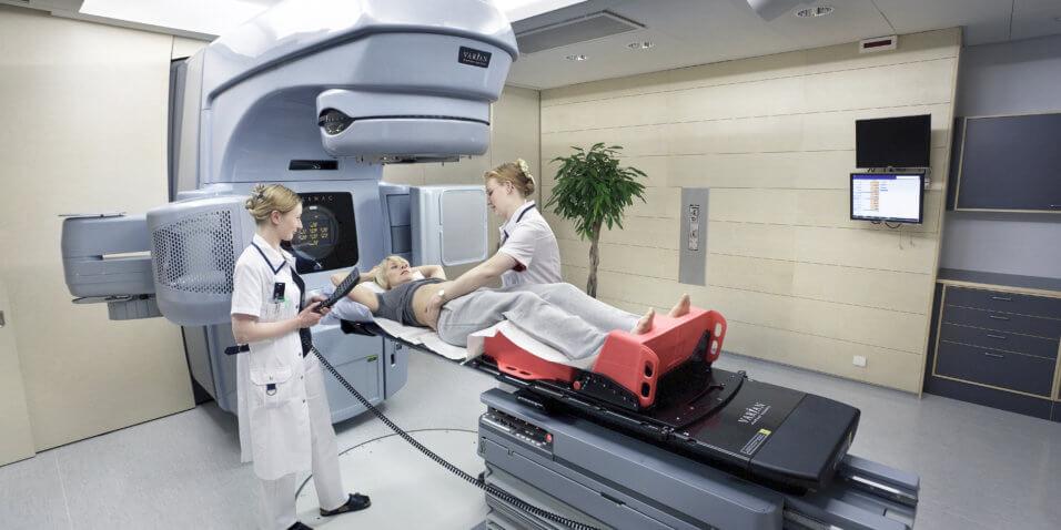 лучевая терапия рака молочной железы