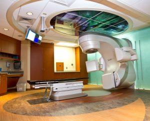 Променева терапія в онкоцентрі Іхілов.