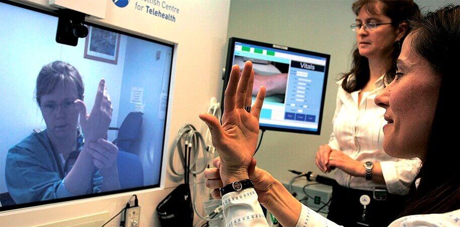 Видеоконсультация медицина