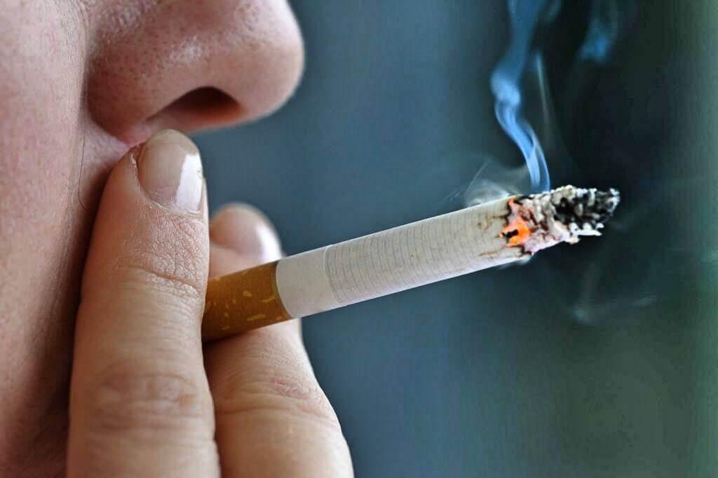 курение - фактор рака легких
