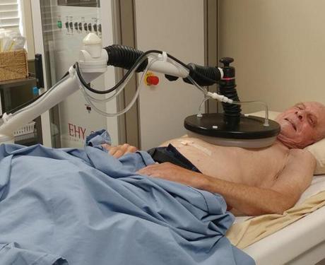 Процедура гпертермии в Израиле